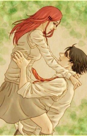 James & Lily Potter ♡ [HP | Rumtreiber | Jily] by krimi--mimi