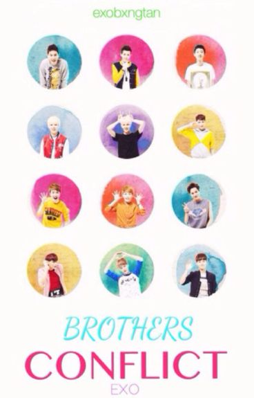 Brothers Conflict ➳ EXO