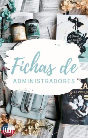 Ficha de Administradoras. by WattChileOficial