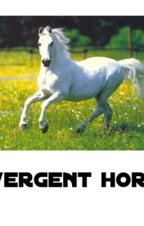 Divergent horse by ThatOneBanshee