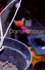 Cinderella: Drama OffStage by eviesqueaks