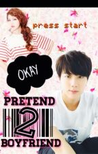 Pretend Boyfriend 2 (JIN BTS) by Koneko_Senpaixx