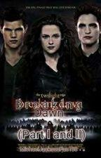 Twilight Breaking Dawn Part 1 And 2 by MichaelJacksonFan100