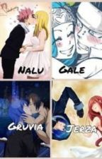 Fairy Tail Vacation by fairytailforever1