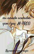 Mi amado acosador  (yaoi /gay) by NaoReBu