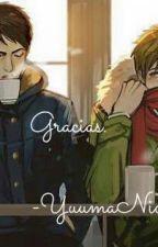 Gracias. by YuumaNico