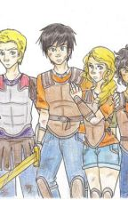 Percy Jackson Truth of Dare? by WaterWind11