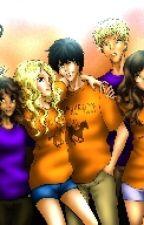 The Heroes of Olympus: Adventures in High School by maverickngoose
