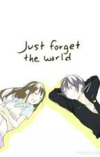 """Just Forget the World"" a Yatori OneShot by mintochipz"