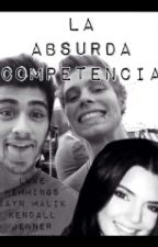 """La absurda competencia Luke Hemmings Kendall Jenner & Zayn Malik by SharleenUribe"
