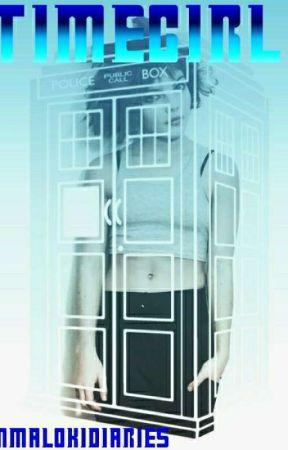 Timegirl ( Book One/ Season One) by emmalokidiaries