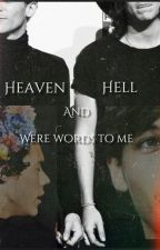 Heaven and hell by SheHim
