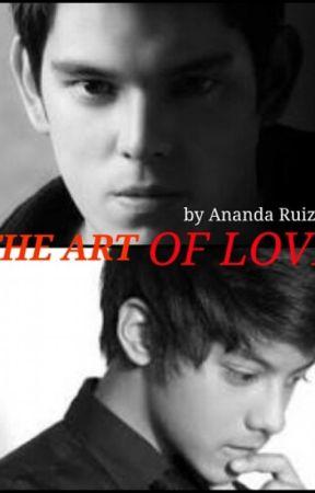 The Art Of Love (BoyxBoy) by AnandaRuizala