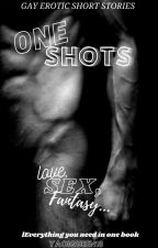 ONE-SHOTS (MANXMAN) by YaoiQueen18