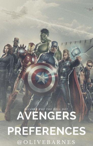 avengers preferences