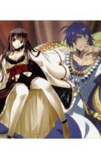 Sinbad no Sabaku no Harem (Magi FanFiction) by Mitsuyuki-Hime
