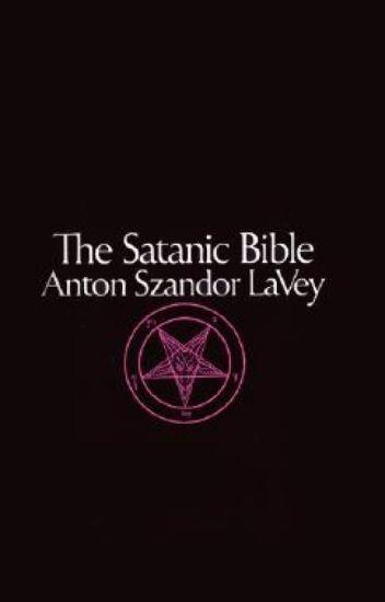 The Satanic Bible - Anton Szandor LaVey
