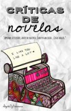 Críticas de novelas [PAUSADA] by StyleOfDreams
