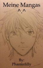 -Meine Zeichnungen-(Abgeschlossen) by PhanterLilly