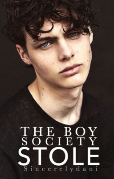 The boy society stole