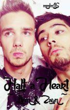 Half a Heart ~Z.M. e L.P.~ by iihavenocontrol
