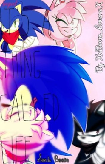 Sonic Boom:It's A Thing Called Life(Sonamy)[Sequel]
