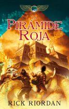 la Pirámide Roja. by isimalik
