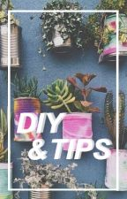 TIPS & DIY | #Wattys2016 by Workhardreambig