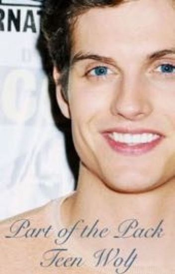 Part of the Pack (Daniel Sharman)