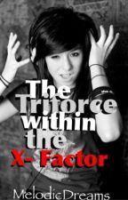 The Triforce Within the X-Factor (Christina Grimmie) by MelodicDreams