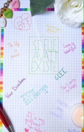 Si elle avait existé ( Glee ) by Baby1710