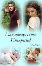 Love always comes Unexpected (Rafinha FanFic) by cule__blaugrana