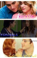 ♡Violetta, Francesca, Camila und Co.♡ *abgeschlossen* by 12meikinchen