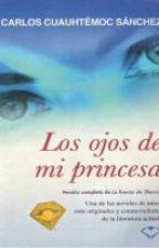 Los Ojos de mi Princesa-Carlos Cuauhtémoc Sánchez by mels-cz