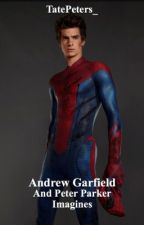 Andrew Garfield and Peter Parker imagines by mackk25
