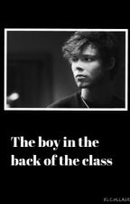 The boy in the back of the class by ELxLAA