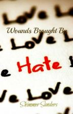 Wounds Brought By Hate by sallyrazorbill