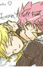 NaLu- Can't tell him. by NashiFairytail-