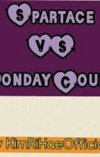 Spartace VS Monday Couple by SyaRin