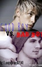 Good boy vs. bad boy by loopyloop1234