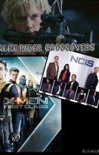 Alex Rider crossovers by Rider_007