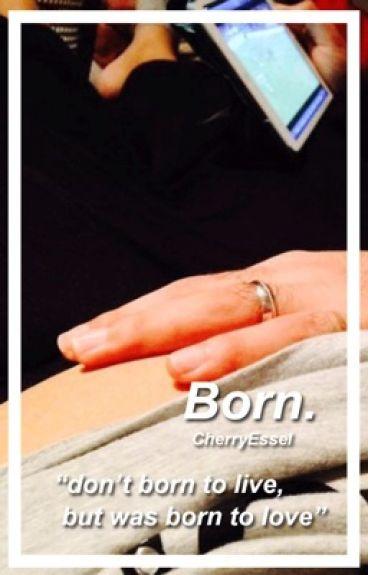 Born (Mpreg/Larry)