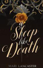 A Sleep Like Death (Cake & Dagger, #1) by marilancaster
