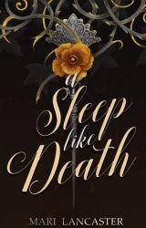 A Sleep Like Death (The Weavers, #1) by marilancaster
