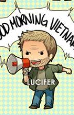 La pequeña Winchester (Dean, Sam, Castiel, y ___tn Winchester) by PSalvatoreWinchester