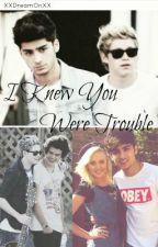 I Knew You Were Trouble (Ziall/Narry/Zerrie) by XXDreamONXX