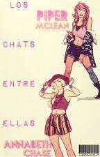 Los chats entre Piper y Annabeth. by Gio432