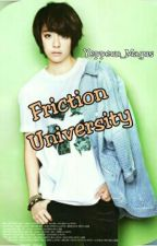 Friction University (COMPLETED) by Yeppeun_Magus
