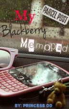 My Blackberry Memopad by DhistiD