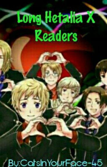 LONG HETALIA X READERS